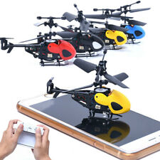 Mini Rc Helicopter Radio Micro 3.5 Channel RC Aircraft Toy Gift For Children