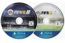 FIfa 16 & Fifa 15 PS4 *Disc & Wallpaper*