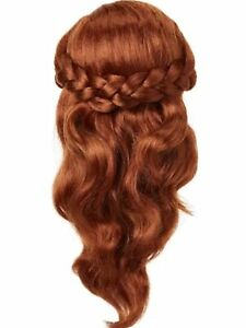 NEW Disney Frozen II Anna Wig, Anna's Iconic Hairstyle New In Box
