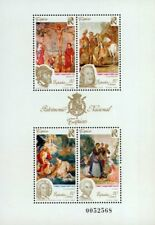 SPAIN - 1990 - National Art Heritage - Tapestries & Textiles - MNH Sheet - #2636