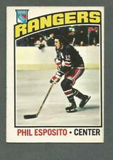 1976-77 OPC O-Pee-Chee Hockey Phil Esposito #245 New York Rangers EX/MT *1