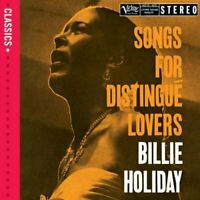 Billie Holiday - Songs For Distingue Lovers [CD]