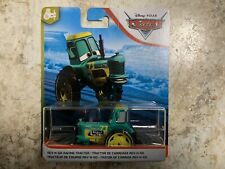 Disney Pixar Cars Rev N Go Racing Tractor New Diecast Ship WW