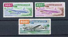 27395) GUINEA 1959 MNH** Nuovi** Lockheed Const. 3v - AM