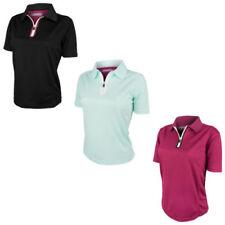 Camisas y jerséis de golf para mujer