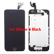 For iPhone 6 6S Plus LCD Touch Screen Digitizer Pre-Assembly Home Button Camera