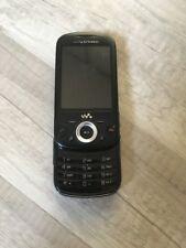 Sony-Ericsson W20 Noir