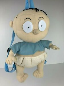 Rugrats Movie Tommy Pickles Bag Backpack 1998 Nickelodeon Plush Original Tags