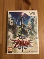 The Legend of Zelda Skyward Sword Nintendo Wii  Wii U Nuevo/New