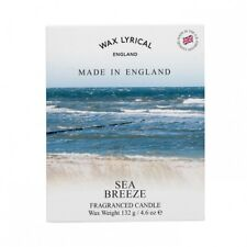 Sea Breeze Boxed Jar Scented Fragrance Candle Made in England By Wax Lyrical
