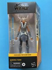 Star Wars The Black Series AHSOKA TANO #02 The Clone Wars Walmart Exclusive New