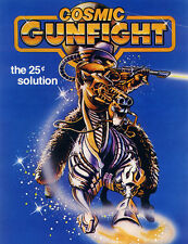 Williams system 7 Cosmic Gunfight pinball sound rom chip