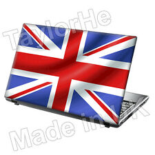 "17 ""Laptop SKIN Cover Adesivo Decalcomania Union Jack 206"
