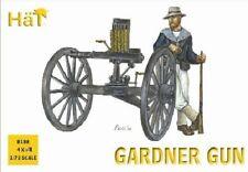 Hat industries 1/72 Colonial Wars Gardner Gun (4 w/24 Figs)   HAT8180