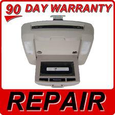 REPAIR 06 07 08 09 Buick Rainier Chevy Trailblazer GMC Envoy SAAB 97x DVD Player