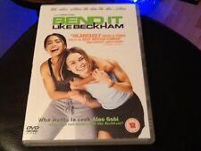 Bend It Like Beckham DVD Parminder  Nagra Keira Knightley, DRAMA COMEDY + EXTRAS