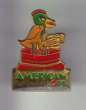 RARE PINS PIN'S .. SPORT GOLF GOLFING GREEN CLUB  CANARD DUCK AMERICAN USA ~C4