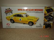1:18 Classic Holden HT GTS 350 Monaro #4 Norm Beechey 1970 ATCC Winner