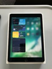 Apple iPad Air 2 64GB, Wi-Fi, 9.7in - Space Gray + Case, charger, cable