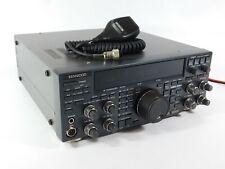 Kenwood TS-870S Ham Radio Transceiver w/ Microphone (works beautifully)
