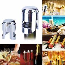 inox Mousseux Champagne bouchon bouteille de vin prise de vide scellant