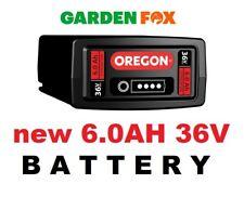 OREGON B650E 6.0AH 36V POWER BATTERY O155 *UK despatch ONLY 583689 ...