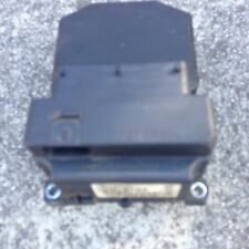 FORD AU NU FAIRLAINE LTD XR8 6 CYL/V8  ABS MODULE with TRACTION CONTROL 344/493
