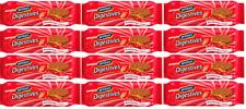 McVitie's Digestive Biscuits Strawberries & Cream12x250g Best Before 24th Oct 20