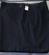 """NEW 50B""""TYLERS""""KHAKI CHINO DARK NAVY Casual/Walking Shorts:POLO RALPH LAUREN $65"""