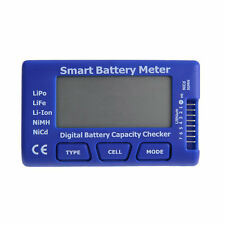 5 in 1 Smart Battery Meter With Balance Discharge ESC Servo PPM Tester UL