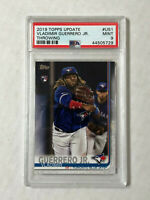 VLADIMIR GUERRERO JR 2019 Topps Update RC #US1! PSA MINT 9! QTY AVAILABLE!!!!!