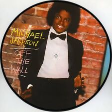 Michael Jackson OFF THE WALL 5th Album LIMITED EDITION New Vinyl Picture Disc LP
