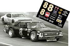CD_472 #8 Dale Earnhardt Sr.  B&G Motors 1:64 Scale DECALS