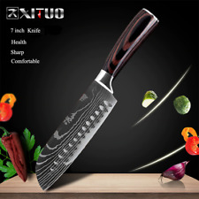 BEST CHEF KNIFE kitchen knives 7-inch Stainless Steel chef's knife chef  knives