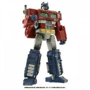 Transformers Premium Finish PF WFC-01 Optimus Prime TAKARATOMY 4904810180920