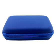 Zippered Storage Case w/Inside Mesh Pouch, Blue, #IT904 - Lot of 1500 for $1.00