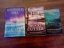 Reginald Hill: Woodcutter, Dialogues of the Dead & On Beaulah Height