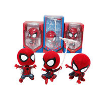 Cartoon Marvel Spider-Man Doll PVC Action Figure Collectible Model Toy