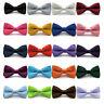 Baby Boy Kid Children Child Pre Tied Party Wedding Tuxedo Bowties Tie Necktie