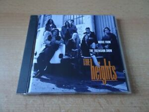 CD Soundtrack The Heights - 1992 incl. How do you talk to an angel