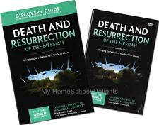 New DEATH and RESURRECTION of the MESSIAH That The World May Know #4 Study Pack