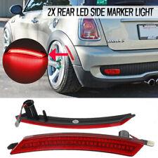 For Mini Cooper R55 R56 R57 R59 R60 Rear Fender LED Side Marker Light Lamp
