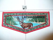 OA Echeconnee Lodge 358 S35,2012 Buck Deer Totem,BLUE/GRY Sky Flap,Red Inr Bd,GA