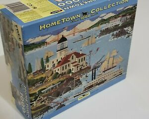 Hometown Collection Point Bonita 1000 Piece Puzzle RoseArtNEW