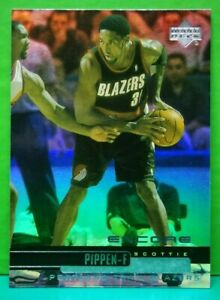 Scottie Pippen regular card 1999-00 Upper Deck Encore #66