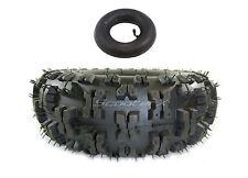 Gas Scooter Tire + TUBE 9x3.50/3.00-4 Set 300x4 fits 4in rim 43cc 49cc 50cc 52cc