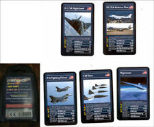 Top Trumps Ultimate Military Jets Cards