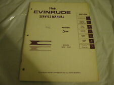 New listing evinrude 5602 5603 hp service manual