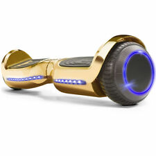 Self Balancing Scooter Bluetooth Speaker Hoverboard Kids (SGS Certified), Gold