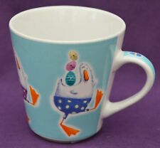 ROB SCOTTON:  CHILD'S EASTER MUG  'EASTER PARADE'!    USED - PERFECT!
